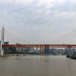 Chongqing, the most populous municipality in China with over 30 million people.