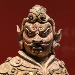 Tang dynasty art at the Shaanxi Provincial Museum