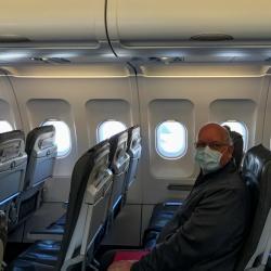 Empty planes.